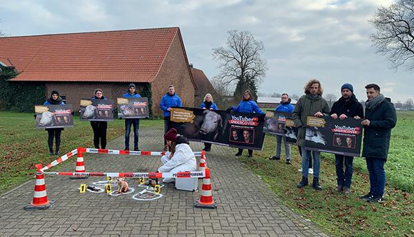 Gestern live bei Stern TV – Wir zeigen die Realität in deutschen Schweinezuchtbetrieben!
