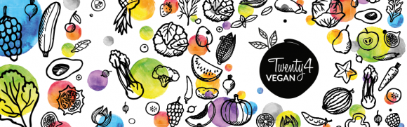 """""""Twenty4VEGAN – Starten Sie mit einem Tag in Ihr veganes Leben!"""" – Kampagne für die vegane Ernährung<"""
