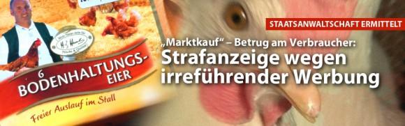 """Supermarktkette """"Marktkauf"""" wegen Verbraucherbetrug angezeigt – Staatsanwaltschaft Bielefeld ermittelt"""